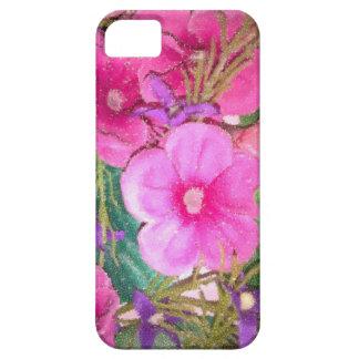 Pontos florais capas para iPhone 5