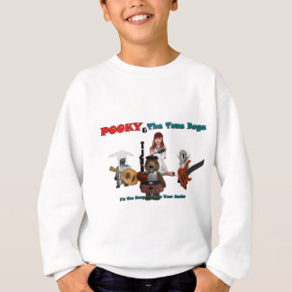 pooky e o acordo bugs-1-1 t-shirt