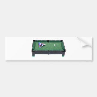 PoolTable071809 Adesivo Para Carro
