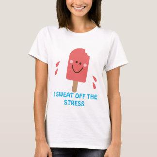 popsicle engraçado tshirt citado