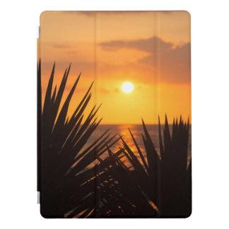 Por do sol capa para iPad pro