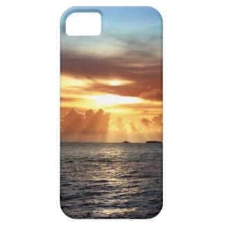 Por do Sol Capa Para iPhone 5