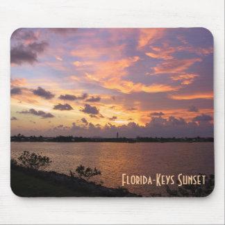 Por do sol das Florida-Chaves Mousepad