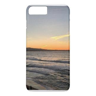 Por do sol de Monterey Capa iPhone 7 Plus