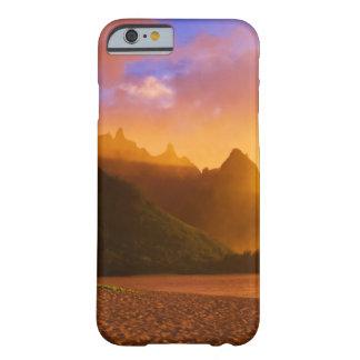 Por do sol dourado da praia, Havaí Capa Barely There Para iPhone 6