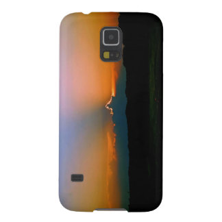 Por do sol em Virgínia Capa Para Galaxy S5