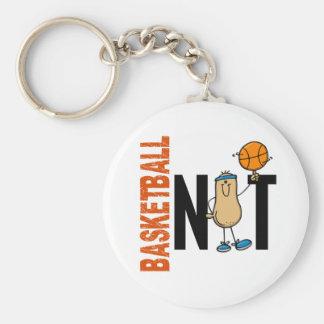 Porca 1 do basquetebol chaveiro