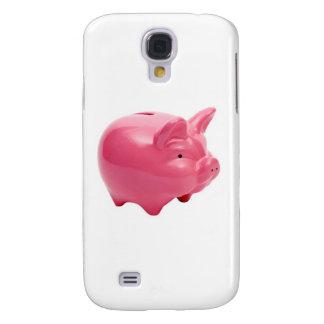 Porco cor-de-rosa galaxy s4 case