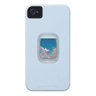 Porco corajoso feito sob encomenda do Caso-vôo de Capas Para iPhone 4 Case-Mate