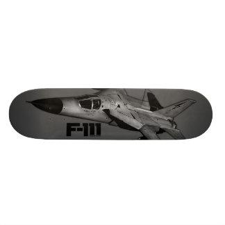 Porco-da-terra F-111 Shape De Skate 18,1cm