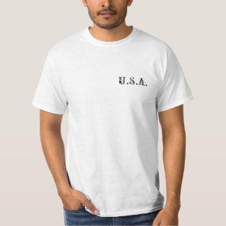 Porque os liberais não podem empreender a guerra camiseta