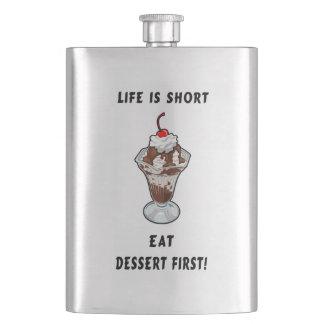 Porta Bebida Vida da sobremesa