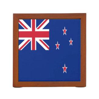 Porta Caneta Bandeira de Nova Zelândia
