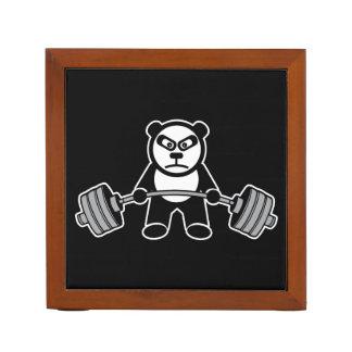 Porta-caneta Desenhos animados do Anime do urso de panda do