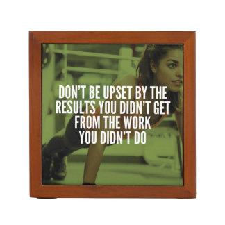 Porta Caneta Duro do trabalho - exercício do Gym das mulheres