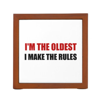Porta Caneta Mais velho faça as regras