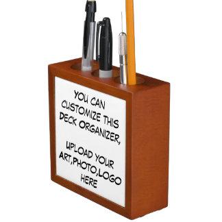 Porta-caneta Minha mesa Organizer_ da maneira
