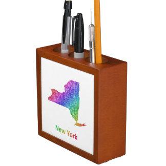 Porta-caneta New York