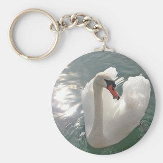 Porta-chaves cisne chaveiro