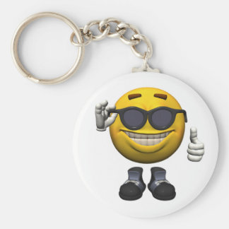 Porta-chaves Emotiguy Chaveiro