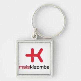 "Porta-chaves ""Mais Kizomba"" Chaveiros"
