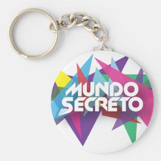 Porta-Chaves Mundo Secreto Chaveiro