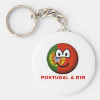 Porta Chaves Portugal A Rir Chaveiro