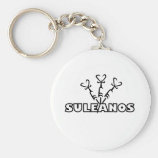 Porta Chaves Suleanos Chaveiro