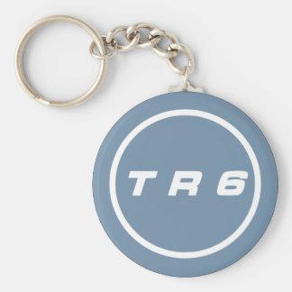 Porta-chaves TR6 Chaveiro