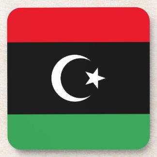 Porta-copo Bandeira de Líbia
