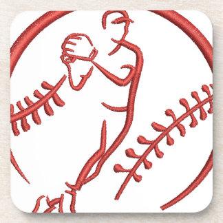 Porta-copo basebol