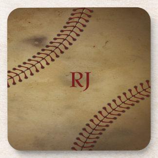 Porta-copo Basebol do vintage