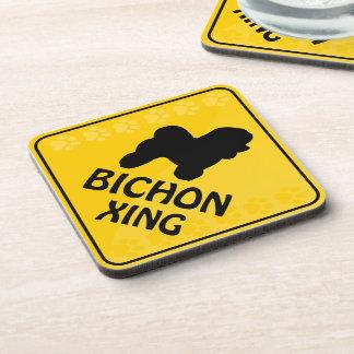 Porta-copo Bichon Xing