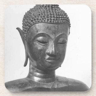 Porta-copo Cabeça de Buddha - século XV - Tailândia