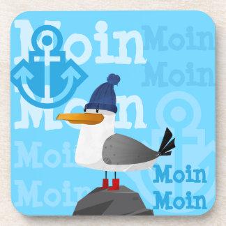 """Porta-copo De """"gaivota Moin Moin"""""""