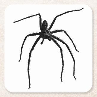 Porta-copo De Papel Quadrado Aranha grande assustador do Dia das Bruxas