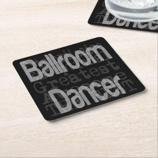 Porta-copo De Papel Quadrado Dançarino do salão de baile Extraordinaire
