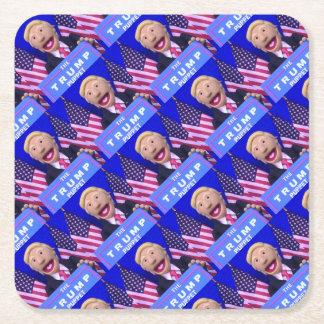 Porta-copo De Papel Quadrado Fontes do partido de TheTrumpPuppet