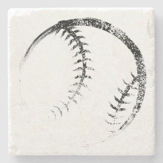 Porta-copo De Pedra Design do basebol ou do softball do estilo do