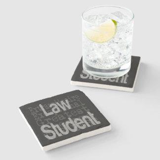 Porta-copo De Pedra Estudante de Direito Extraordinaire