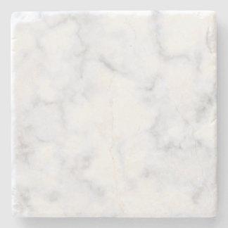 Porta-copo De Pedra Mármore branco