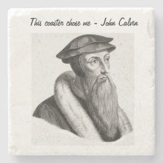 Porta-copo De Pedra Porta copos - João Calvino