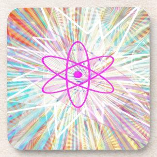 Porta-copo Poder da alma: Design artístico da energia solar
