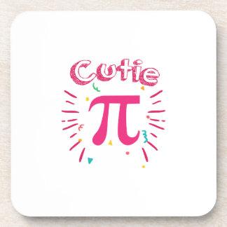 Porta-copo Símbolo da matemática de Cutie PI
