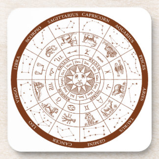 Porta-copo Sinais do zodíaco