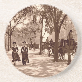 Porta copos 1900   de New York
