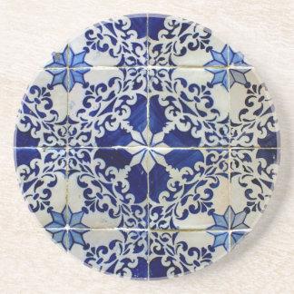 Porta-copos Azulejos, Portuguese Tiles