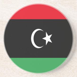 Porta-copos Baixo custo! Bandeira de Líbia