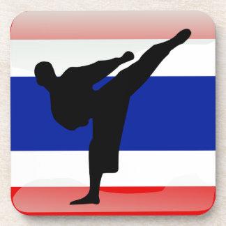 Porta-copos Bandeira tailandesa