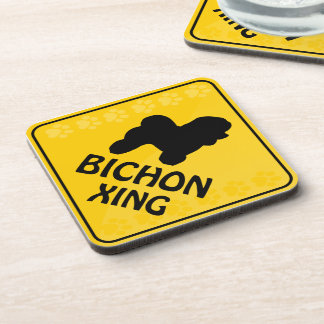 Porta-copos Bichon Xing